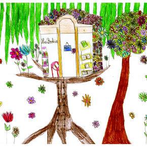 Roxane Jacob - 1er prix 8/12 ans